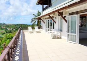 Image No.3-Villa de 4 chambres à vendre à Cap Estate