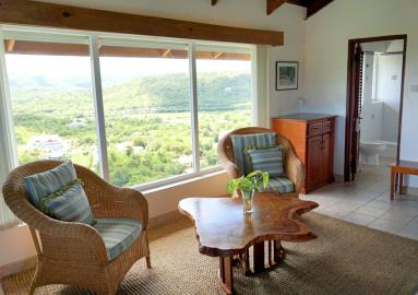 St-Lucia-Homes---Villa-Cadasse---bedroom-view