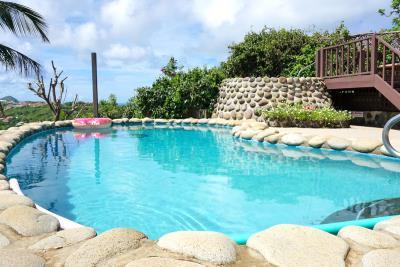 St-Lucia-Homes---Villa-Cadasse---living---pool-2