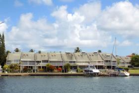 Rodney Bay, Townhouse