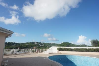 st-lucia-homes---Bed-Marina-Villa---balcony-pool