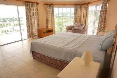 st-lucia-homes---Bed-Marina-Villa---bedroom