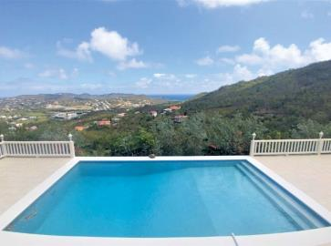St-Lucia-Homes---MON038---Ocean-Breeze-Villa---pool-view-1