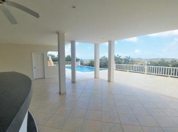 St-Lucia-Homes---MON038---Ocean-Breeze-Villa---bar-pool-view