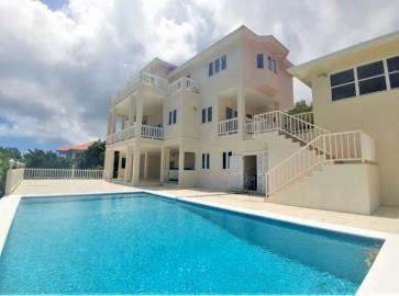 St-Lucia-Homes---MON038---Ocean-Breeze-Villa---pool-home