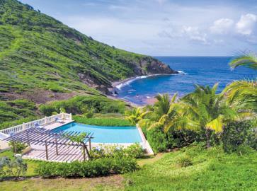 St-Lucia-Homes---CAP128---Allamanda---Pool-View