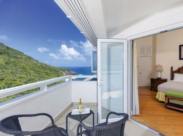 St-Lucia-Homes---CAP128---Allamanda---Livingroom-Balcony