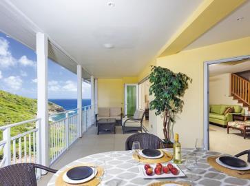 St-Lucia-Homes---CAP128---Allamanda---Balcony