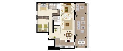 Plan-4---Botanic_Apartment_TIPOD