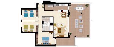 Plan-1---Botanic_Apartment_TIPOA