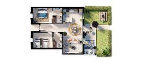 Image No.22-Appartement de 2 chambres à vendre à Campos