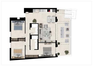 Plan5_The-Crest_apartments_La-Quinta_Benahavis_TIPOB-_PENTHOUSE