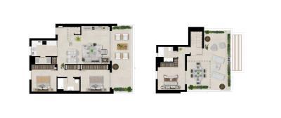 Plan6_UNIDO_Marbella_Lake_apartments_3D---PENTHOUSE-DUPLEX---Group