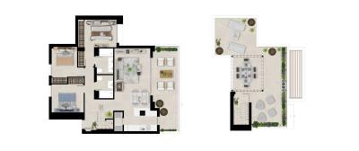 Plan7_UNIDO_Marbella_Lake_apartments_3D---PENTHOUSE-SECOND-FLOOR---Group