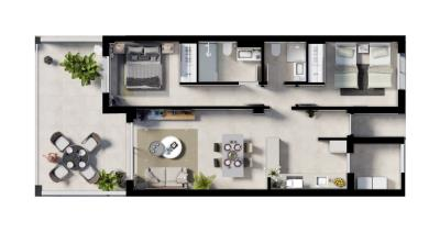 Plan-2-Es-Llaut-2-beds-First-floor