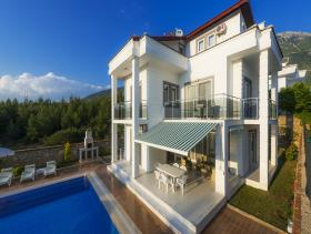 Image No.2-Villa de 4 chambres à vendre à Ovacik