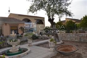 Image No.1-Maison de 6 chambres à vendre à Murcie