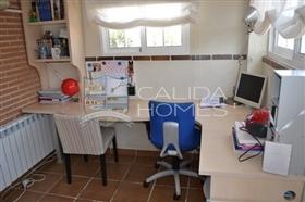 Image No.16-Maison de ville de 7 chambres à vendre à Murcie