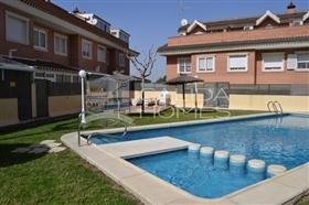 Image No.4-Maison de ville de 7 chambres à vendre à Murcie