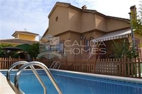 Image No.3-Villa de 5 chambres à vendre à Murcie