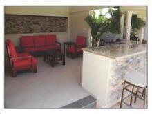 Image No.1-Villa de 4 chambres à vendre à Cabarete