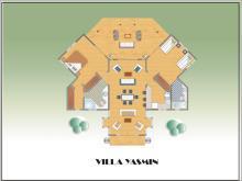 Image No.6-Villa de 2 chambres à vendre à Sosua