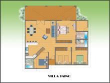 Image No.1-Villa de 4 chambres à vendre à Sosua
