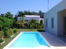Image No.1-Villa de 2 chambres à vendre à Cabarete
