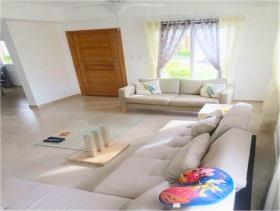 Image No.2-Maison / Villa de 4 chambres à vendre à Punta Cana