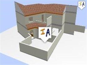 Image No.3-Terre de 4 chambres à vendre à Villanueva de Algaidas