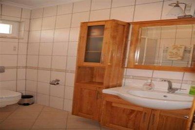 Example of bathroom finishings