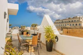 Image No.2-Penthouse de 3 chambres à vendre à Sliema