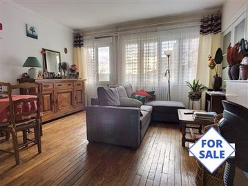 1 - Vire, Appartement