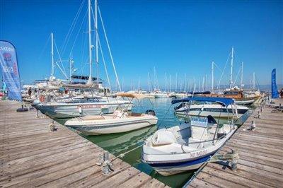 Latchi-boats