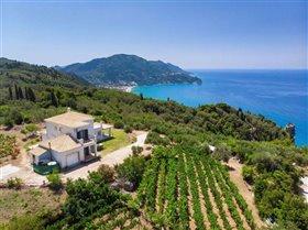 Image No.1-Villa de 3 chambres à vendre à Corfou