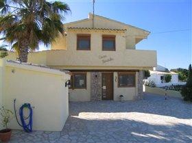 Image No.1-Villa de 7 chambres à vendre à Moraira