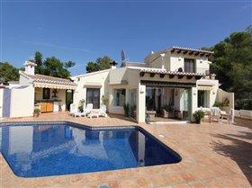 Image No.0-Villa de 3 chambres à vendre à Moraira