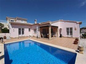 Image No.1-Villa de 4 chambres à vendre à Moraira