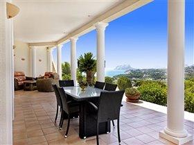 Image No.3-Villa de 3 chambres à vendre à Moraira