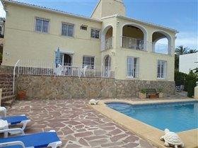 Image No.1-Villa de 6 chambres à vendre à Javea
