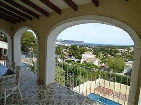 Image No.2-Villa de 6 chambres à vendre à Javea