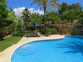 Image No.3-Villa de 8 chambres à vendre à Moraira
