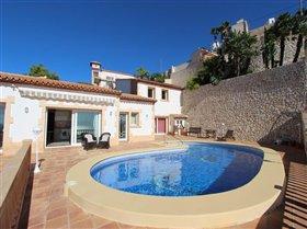 Image No.9-Villa de 4 chambres à vendre à Moraira