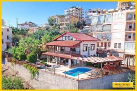 Image No.1-Villa de 5 chambres à vendre à Alanya