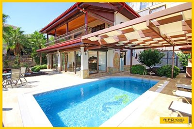 1 - Alanya, Villa