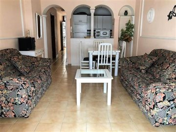 2 bedroom apartment for sale close to the beach in central Los Cristianos Tenerife
