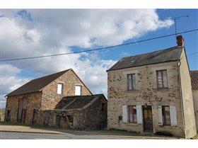 Image No.1-Maison de 2 chambres à vendre à Parnac