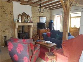 Image No.2-Maison de 2 chambres à vendre à Parnac