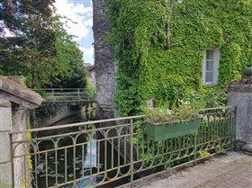 Image No.2-Maison de 2 chambres à vendre à Mézières-en-Brenne