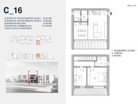 Image No.12-Appartement de 2 chambres à vendre à Potenza Picena